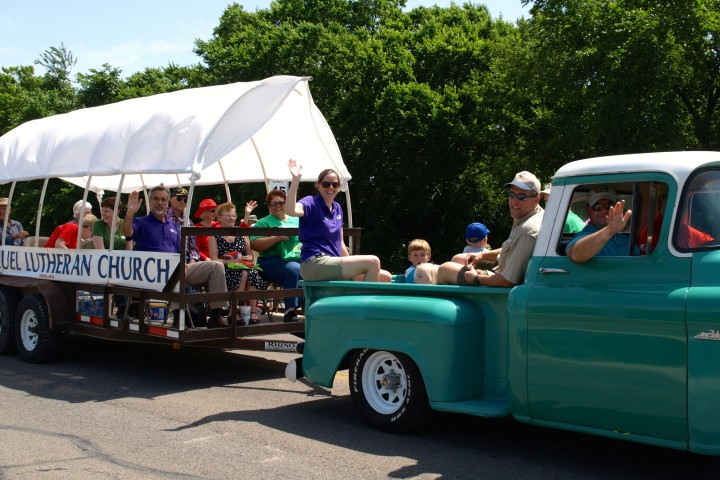 Riders Needed for Deutchen Pfest Parade