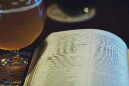 Pints & Proverbs Not Meeting During Lent