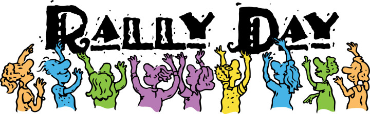 Rally Day Is September 9 – Need Sunday School Teachers