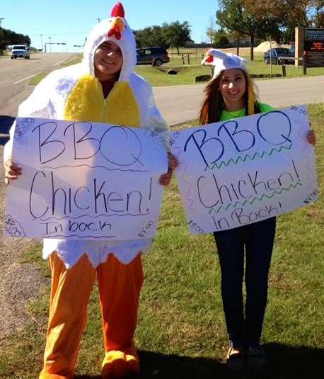 Get Your Tickets for BBQ Chicken Fundraiser