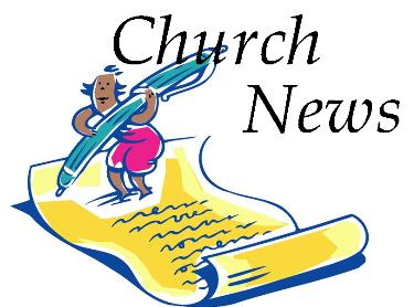 Submit Changes to New Church Directory by July 30