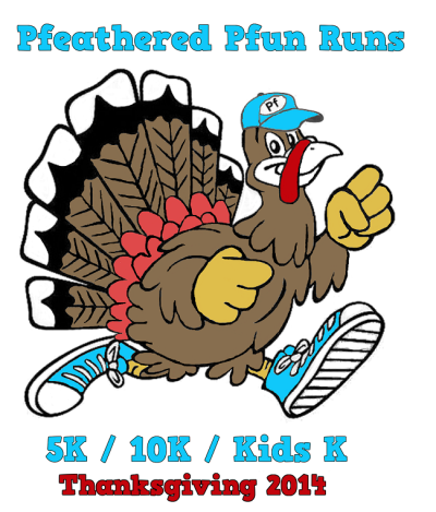 Pfeathered Pfun Runs – Register by Oct 31 or Volunteer