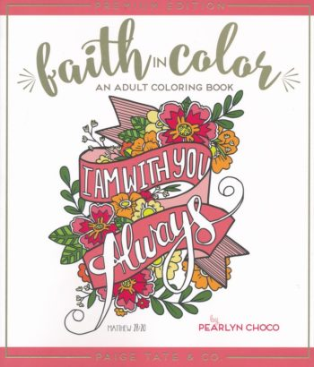 New Bible Study for Adult Coloring Enthusiast