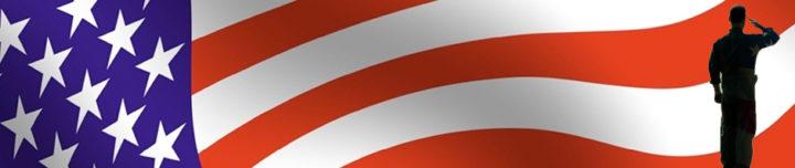 Recognize Veteran's at Nov 13 Worship Services