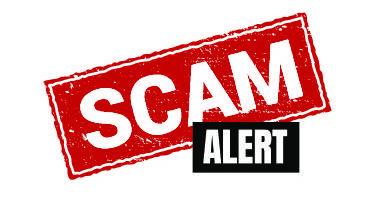 Beware of Email Scam Alert