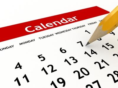 Get On the Church Calendar!