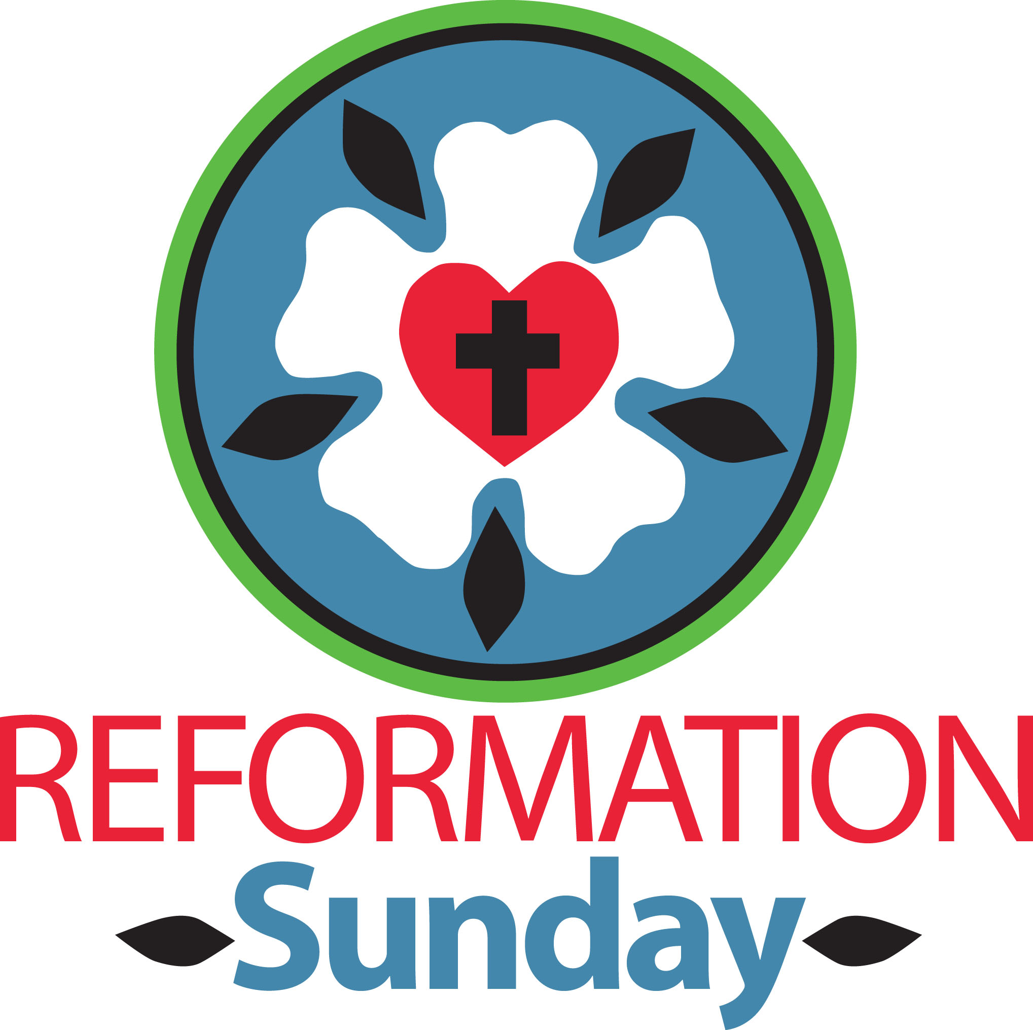 Wear Red On Reformation Sunday October 31